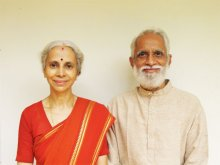 Indra and A.G. Mohan